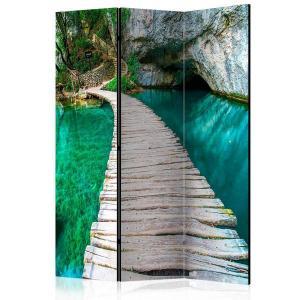 Rumsavdelare - Emerald Lake - SilentSwede