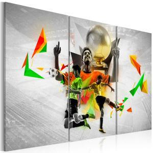 Ljuddämpande tavla - Football dreams - SilentSwede