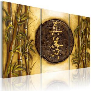 Ljuddämpande tavla - Orientalisk symbol - SilentSwede