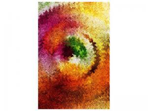 Ljudabsorberande tavla-Watercolor Painting - SilentSwede