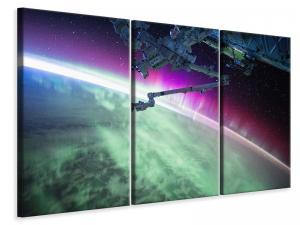 Ljuddämpande tavla - Spectacular satellite picture - SilentSwede