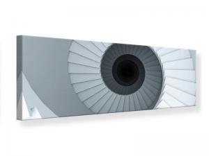 Ljudabsorberande panorama tavla - 3D Spiral Staircase - SilentSwede