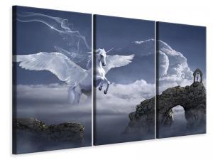 Ljuddämpande tavla - Pegasus - SilentSwede