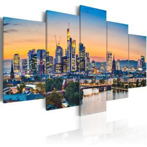 Ljuddämpande tavla - Frankfurt am Main - SilentSwede
