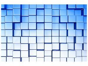 Ljudabsorberande tavla-3D Symetrie - SilentSwede