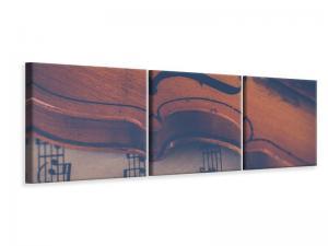 Ljuddämpande tavla - Old violin - SilentSwede