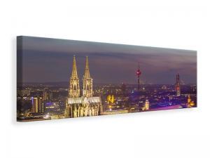 Ljuddämpande tavla - Skyline Cologne Cathedral - SilentSwede