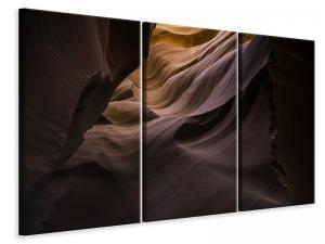 Ljuddämpande tavla - Impressive gorge - SilentSwede