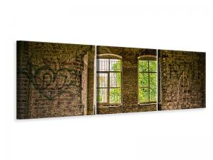 Ljuddämpande tavla - Stone house - SilentSwede