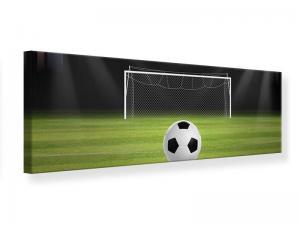 Ljudabsorberande panorama tavla - Soccer-Goal - SilentSwede