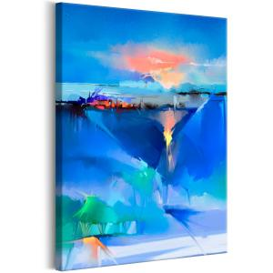 Ljuddämpande tavla - Winter Landscape - SilentSwede