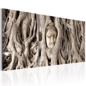 Ljuddämpande tavla - Meditation's Tree - SilentSwede