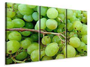 Ljuddämpande tavla - Green grapes - SilentSwede