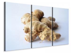 Ljuddämpande tavla - Fresh ginger tuber - SilentSwede
