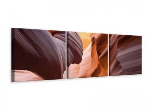 Ljuddämpande tavla - Grand antelope canyon - SilentSwede
