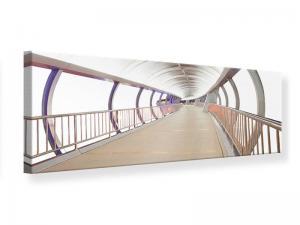 Ljudabsorberande panorama tavla - Bridge Feeling - SilentSwede