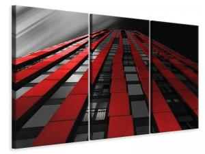 Ljuddämpande tavla - Building in rotterdam - SilentSwede