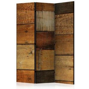 Rumsavdelare - Wooden Textures - SilentSwede