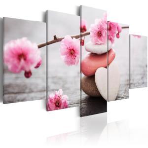 Ljuddämpande tavla - Zen: Cherry Blossoms III - SilentSwede