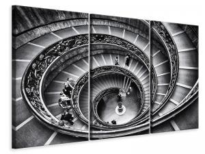 Ljuddämpande tavla - Stairs in the vatican - SilentSwede