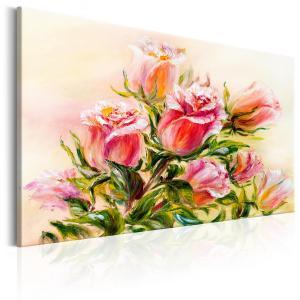 Ljuddämpande tavla - Wonderful Roses - SilentSwede
