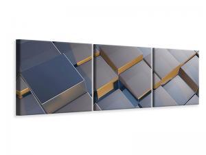 Ljuddämpande tavla - Cube VI - SilentSwede