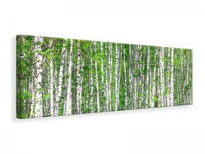 Ljuddämpande tavla - The Birch Forest - SilentSwede