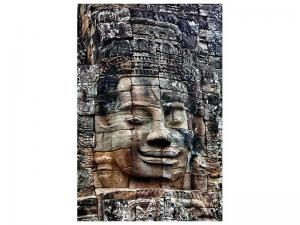 Ljudabsorberande tavla-Buddha Angkor Thom - SilentSwede