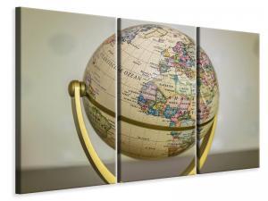 Ljuddämpande tavla - The globe - SilentSwede