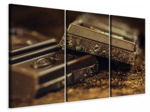 Ljuddämpande tavla - Black chocolate - SilentSwede