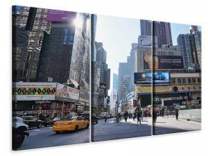 Ljuddämpande tavla - Shopping in new york - SilentSwede