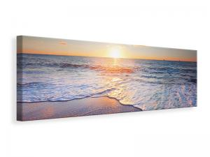 Ljuddämpande tavla - Sunset On The Horizon - SilentSwede