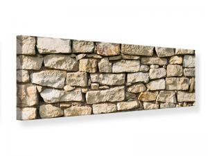 Ljudabsorberande panorama tavla - Natural Stones - SilentSwede