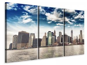 Ljuddämpande tavla - NYC From The Other Side - SilentSwede
