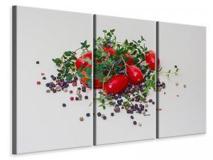 Ljuddämpande tavla - Tomatoes and thyme - SilentSwede