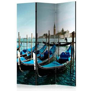 Rumsavdelare - Gondolas on the Grand Canal, Venice - SilentSwede