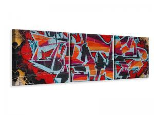 Ljuddämpande tavla - New York Graffiti - SilentSwede