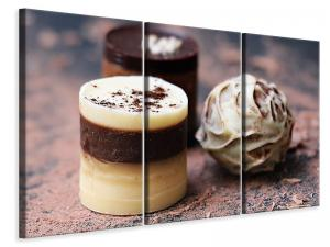 Ljuddämpande tavla - Xl chocolates - SilentSwede