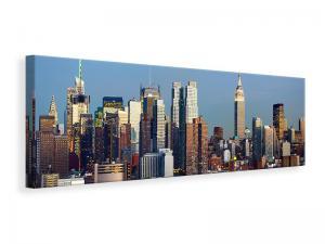 Ljuddämpande tavla - Skyline Midtown Manhattan - SilentSwede