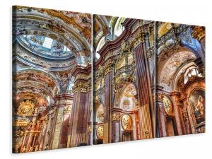 Ljuddämpande tavla - Baroque church - SilentSwede