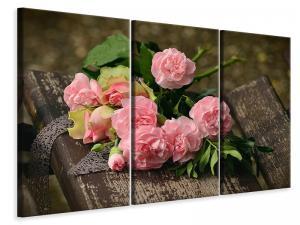 Ljuddämpande tavla - A bouquet of roses - SilentSwede