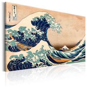 Ljuddämpande tavla - The Great Wave off Kanagawa - SilentSwede