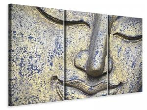 Ljuddämpande tavla - Head of a buddha in xxl - SilentSwede