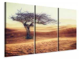 Ljuddämpande tavla - Desert storm - SilentSwede