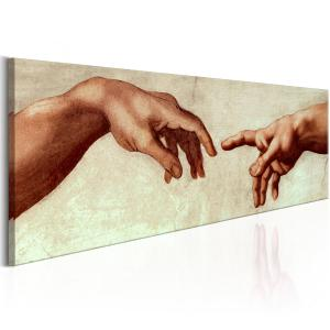 Ljuddämpande tavla - God's Finger - SilentSwede