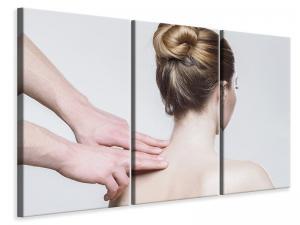 Ljuddämpande tavla - Neck massage - SilentSwede