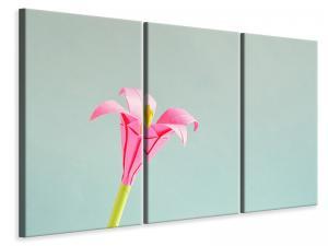 Ljuddämpande tavla - Flowers origami - SilentSwede