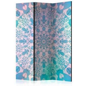 Rumsavdelare - Girly Mandala (Blue) - SilentSwede
