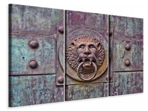 Ljuddämpande tavla - Antique door knocker xl - SilentSwede