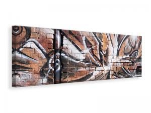 Ljuddämpande tavla - Graffiti Wall - SilentSwede